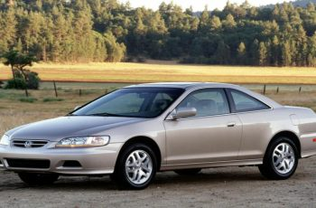 2001 Honda Accord Coupe Owners Manual