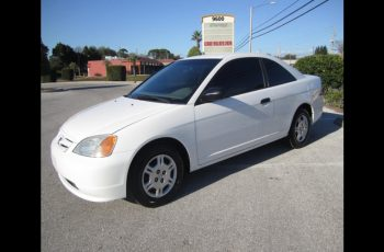 2001 Honda Civic Lx Coupe Owners Manual