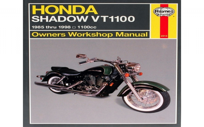 2001 Honda Shadow Sabre Owners Manual