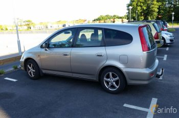 2001 Honda Stream Owners Manual
