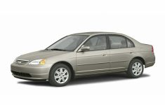 2003 Honda Civic Lx Coupe Owners Manual