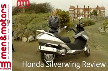 2003 Honda Silverwing Owners Manual