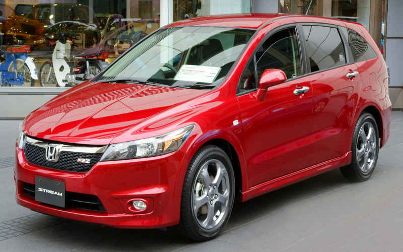 2003 Honda Stream Owners Manual