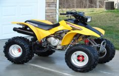 2004 Honda Sportrax 300ex Owners Manual