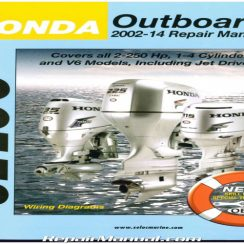 2006 Honda 225 Outboard Owners Manual