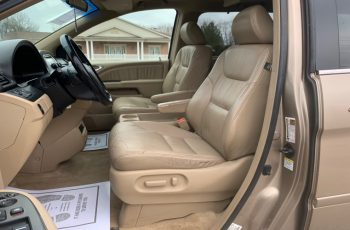 2006 Honda Odyssey Touring Owners Manual