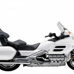 2007 Honda Goldwing Owners Manual