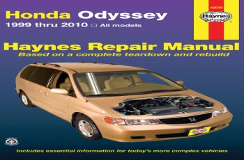 2007 Honda Odyssey Owners Manual Download