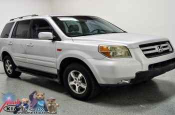 2007 Honda Pilot Exl Owners Manual