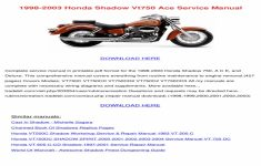 2007 Honda Shadow Aero 750 Owners Manual Pdf