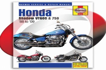 2007 Honda Shadow Spirit 750 Owners Manual