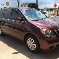 2008 Honda Odyssey Touring Owners Manual