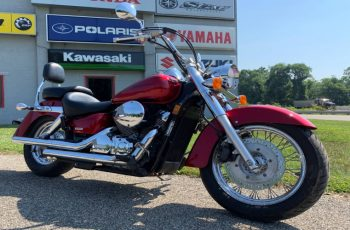 2008 Honda Shadow Aero Owners Manual