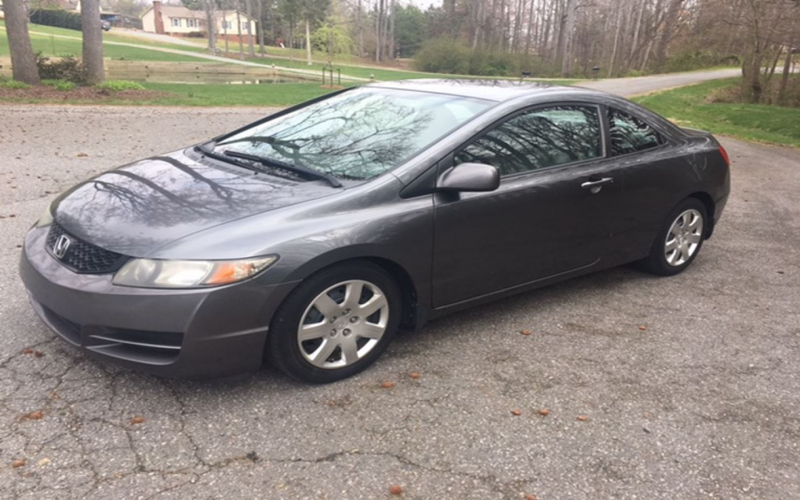 2009 Honda Civic Ex Coupe Owners Manual