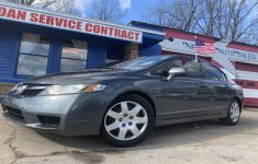 2009 Honda Civic Lx Sedan Owners Manual