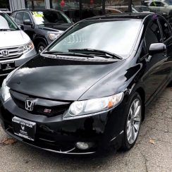 2009 Honda Civic Si Owners Manual
