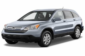 2009 Honda Cr V Lx Owners Manual