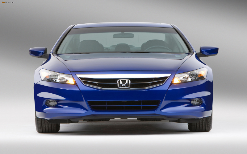 2010 Honda Accord Coupe Owners Manual