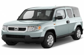2010 Honda Element Owners Manual Pdf