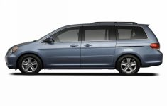 2010 Honda Odyssey Touring Owners Manual