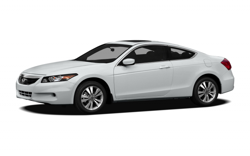 2011 Honda Accord Coupe Owners Manual