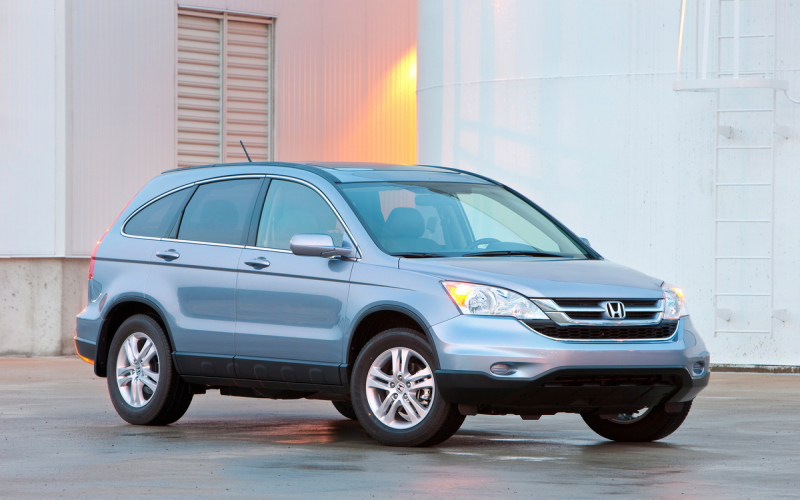 2011 Honda Cr V 4wd Owners Manual