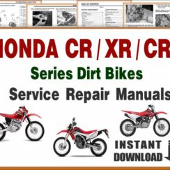 2011 Honda Crf70f Owners Manual
