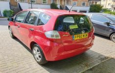 2011 Honda Jazz Owners Manual