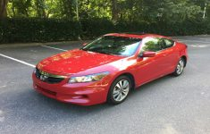 2012 Honda Accord Coupe V6 Owners Manual
