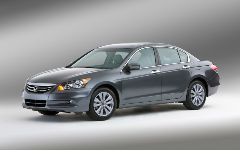 2012 Honda Accord Lx Owners Manual