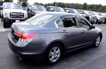 2012 Honda Accord Special Edition Owners Manual