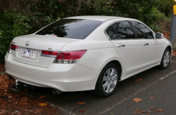 2012 Honda Accord V6 Sedan Owners Manual