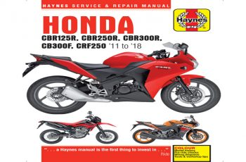 2012 Honda Cbr 125 Owners Manual