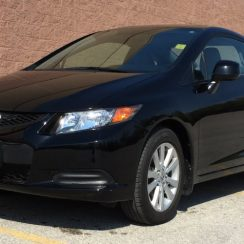 2012 Honda Civic Ex Coupe Owners Manual