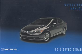 2012 Honda Civic Hf Owners Manual