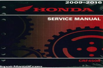2012 Honda Crf450r Service Manual Free