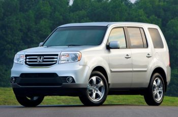 2012 Honda Pilot Ex L Owners Manual