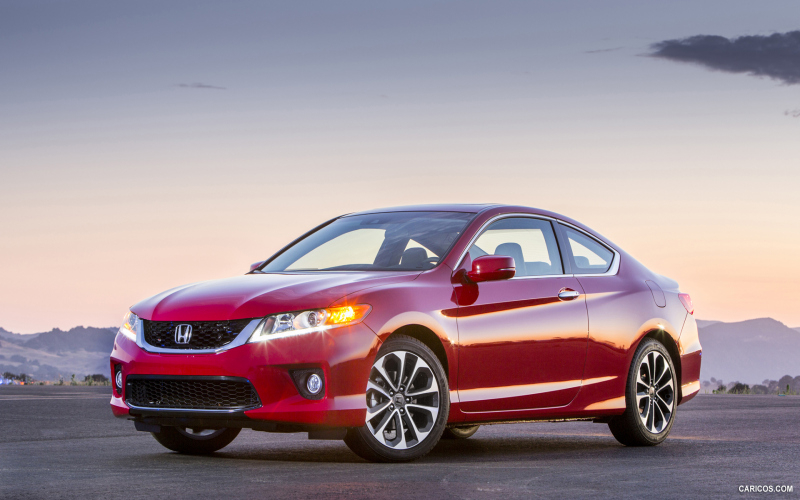 2013 Honda Accord Coupe Ex L V6 Owners Manual