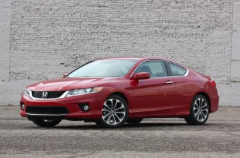 2013 Honda Accord Coupe V6 Owners Manual
