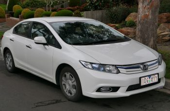 2013 Honda Civic Hybrid Owners Manual