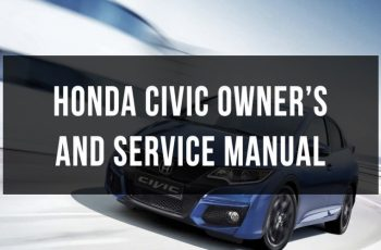 2013 Honda Civic Owners Manual Pdf