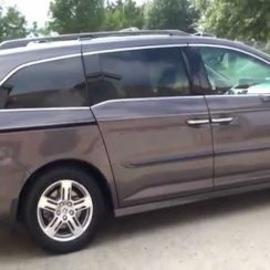 2013 Honda Odyssey Touring Owners Manual