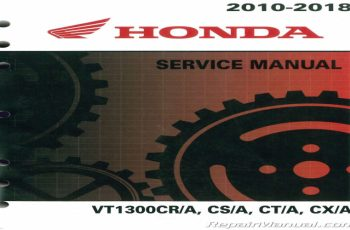 2013 Honda Sabre Owners Manual