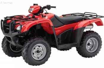2013 Honda Trx 250 Owners Manual