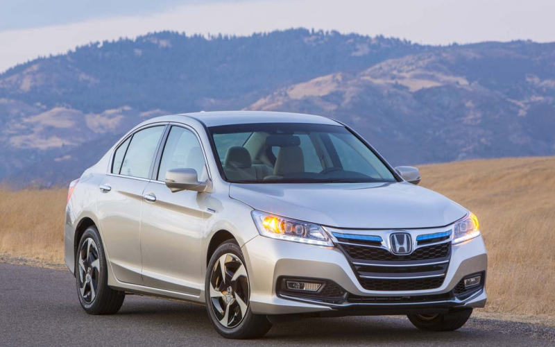 2014 Honda Accord Plug In Hybrid Owners Manual