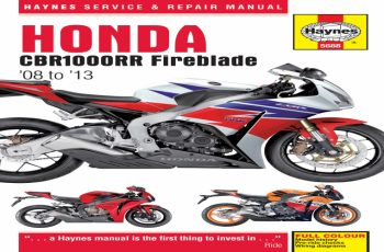 2014 Honda Cbr1000rr Owners Manual Pdf
