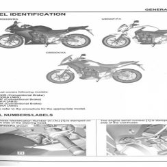 2014 Honda Cbr500r Owners Manual