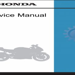 2014 Honda Cbr650f Owners Manual