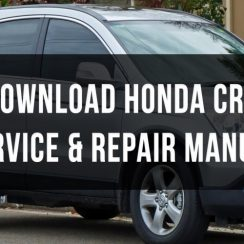 2014 Honda Cr V Owners Manual Online