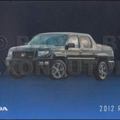 2014 Honda Ridgeline Sport Owners Manual
